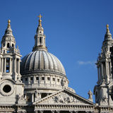 St Pauls cathedral London Stock Images