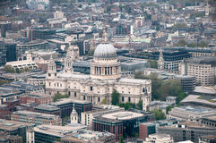 St Pauls Cathedral, London Stock Image