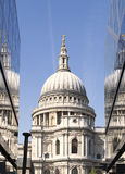 St Pauls Cathedral in London Royalty Free Stock Images