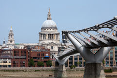 St Pauls Cathedral, London Stock Photo