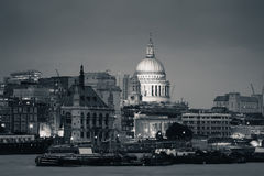 St Pauls Cathedral London Stock Photos