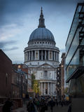 St Pauls Cathedral in London Royalty Free Stock Photography