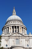St. Pauls cathedral, London. Royalty Free Stock Image