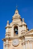 St Pauls Cathedral, Mdina. Royalty Free Stock Photography