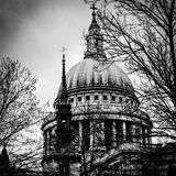 St Pauls Cathedral Stock Photography