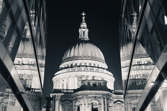 St Pauls Cathedral Royalty Free Stock Images
