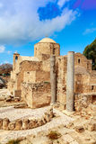 St. Paul's Catholic Church in Paphos, Cyprus. Royalty Free Stock Image