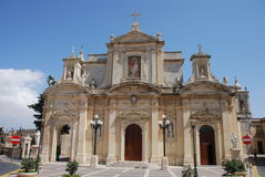 St. Pauls Church, Rabat Royalty Free Stock Photography