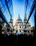 St.Pauls church Stock Photography