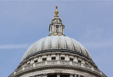 St Pauls Dome Royalty Free Stock Photography