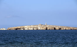 St pauls island malta Royalty Free Stock Images