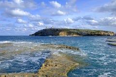St Pauls Island Malta Royalty Free Stock Photos