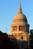 St. Pauls' katedra Zdjęcie Stock