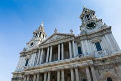 St Pauls katedra Zdjęcie Stock
