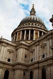 St.-pauls Kathedrale, London, ist eine anglikanische Kathedrale Stockbild