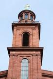 St. Pauls Kerk, Frankfurt Royalty-vrije Stock Foto's