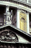 St. Pauls- Londres, Inglaterra Imagem de Stock Royalty Free