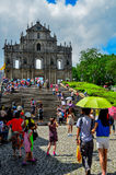 St Pauls, Macau Royalty Free Stock Photography