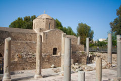 St Pauls, Paphos Royalty Free Stock Photo