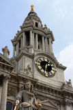 St Pauls tower royalty free stock images