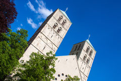 St. Paulus cathedral in Muenster Royalty Free Stock Photo