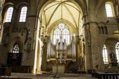 St-Paulus-Dom красивых видов в Германии Стоковое фото RF