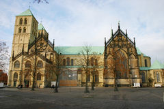 St. Paulus Dom Stock Photography