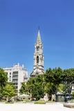 St Perpetue da igreja e St Felicite de Nimes - França fotos de stock royalty free