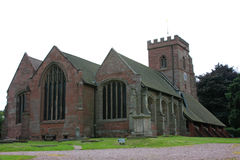 St Peter's, Kinver Royaltyfria Foton