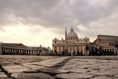 ST Peter Ρώμη Ιταλία Στοκ Φωτογραφία