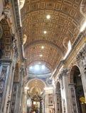 St Peter & x27; базилика s Стоковая Фотография RF