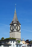 st peter церков Стоковая Фотография RF