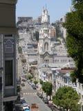 St Peter & igreja de Paul em San Francisco Fotografia de Stock Royalty Free