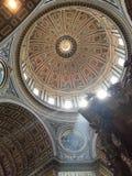 St. Peter Basilica Stock Photography