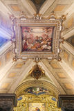 St. Peter Basilica , Vatican Royalty Free Stock Photography