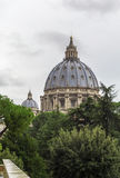 St. Peter Basilica, Vatican Royalty Free Stock Photography