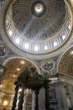 St. Peter Basiliek Royalty-vrije Stock Afbeeldingen