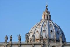 St. Peter Basiliek Royalty-vrije Stock Foto