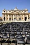 St Peter Basilika, Rom, Italien Stockfoto
