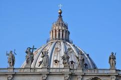 St. Peter bazylika Obrazy Royalty Free