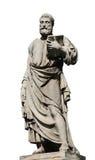 St Peter beskyddare av Rome Royaltyfria Bilder