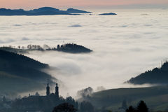 St. Peter in black forest, Germany Stock Images