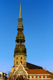 St. Peter cathedral spire Royalty Free Stock Image