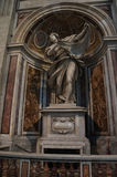 St. Peter cathedral statue Royalty Free Stock Photography