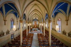 St Peter Catholic Church Fotos de archivo libres de regalías