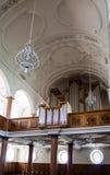 St Peter Church de Zurich Suisse images libres de droits