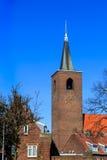 St. Peter church in Leiden, Netherlands Stock Photos