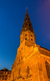 St. Peter Church in Riga Stock Images