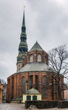 St. Peter Church, Riga Stock Image