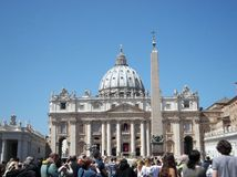 st peter church Royalty Free Stock Images